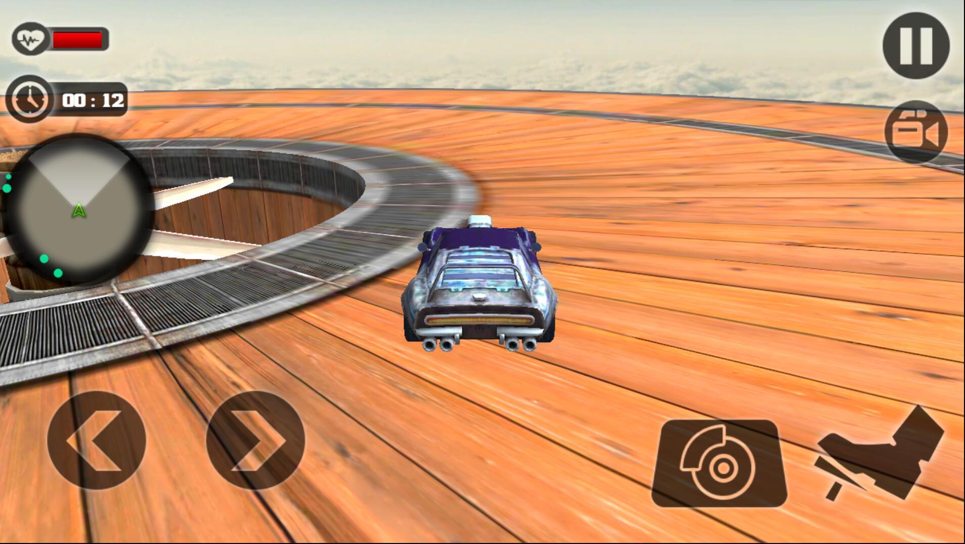 装甲车实训驾驶模拟