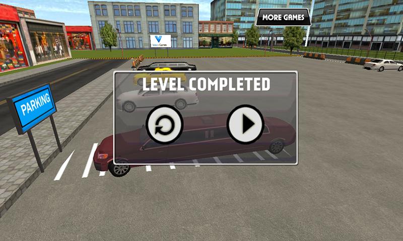 墨泥停车模拟驾驶