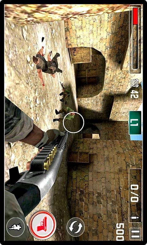 生死狙击单机版