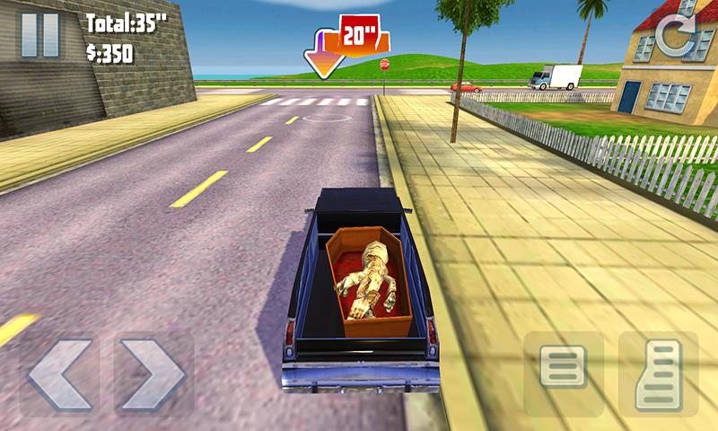 汽车驾驶模拟3D
