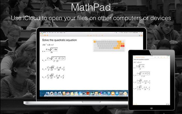 MathPad截图