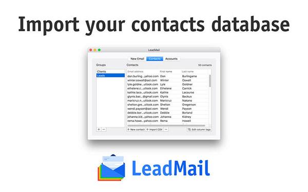LeadMail截图