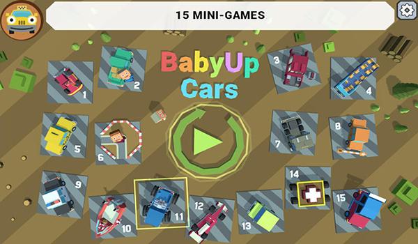 BabyUp汽车截图