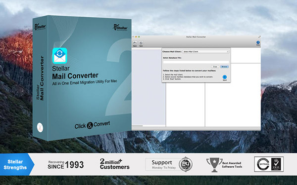 Stellar Mail Converter截图