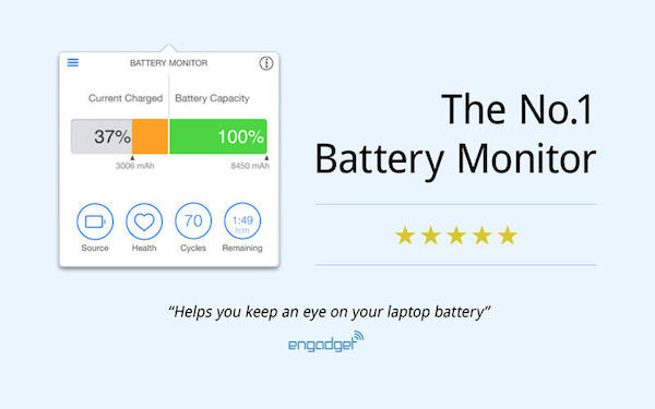 Battery Monitor for mac