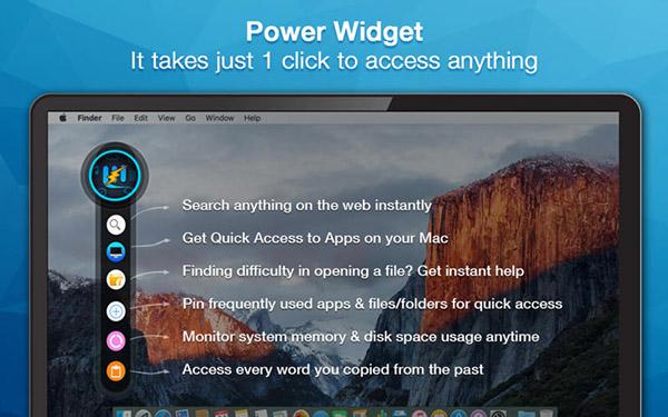 Power Widget截图