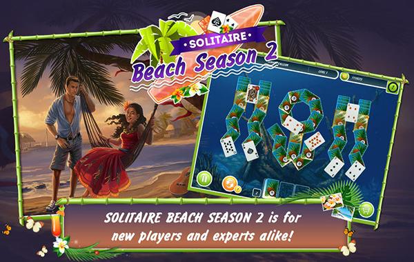 接龙海滩季节2截图