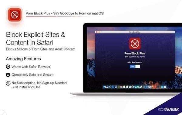 Porn Block Plus截图