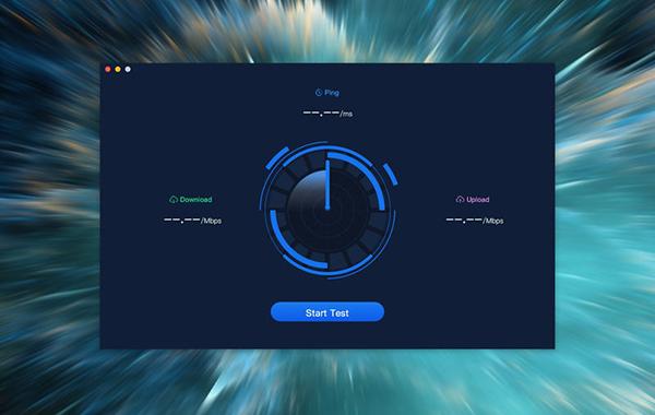 测网速大师截图