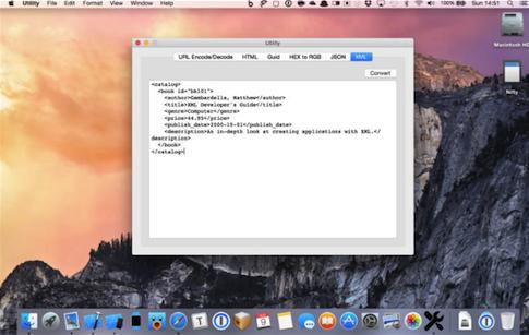 Utility for Mac截图