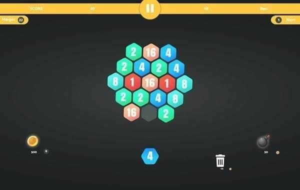 Hexa Puzzle截图