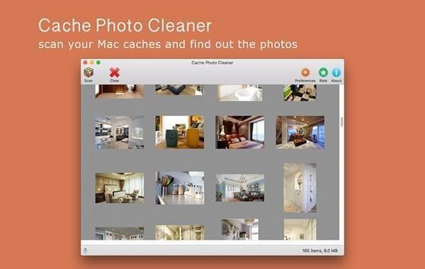 Cache Photo Cleaner截图