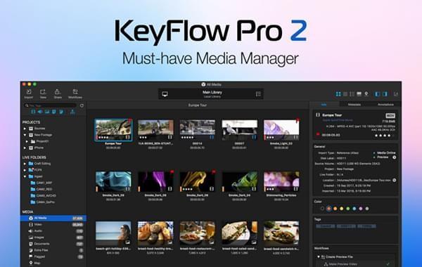 KeyFlow Pro 2截图