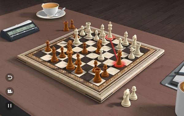 Real Chess 3D截图