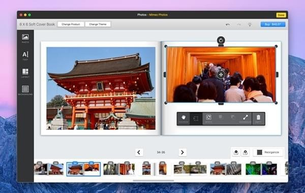 Mimeo Photos截图