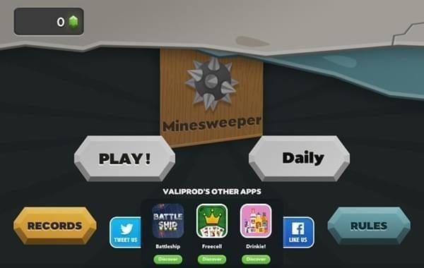 Minesweeper 2018