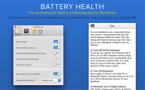 battery health for mac
