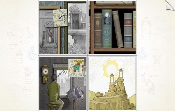 画中世界截图