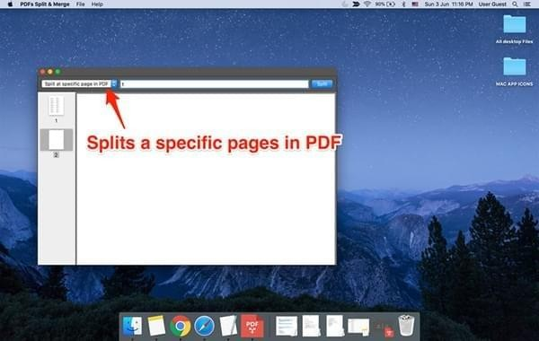 PDF分割合并