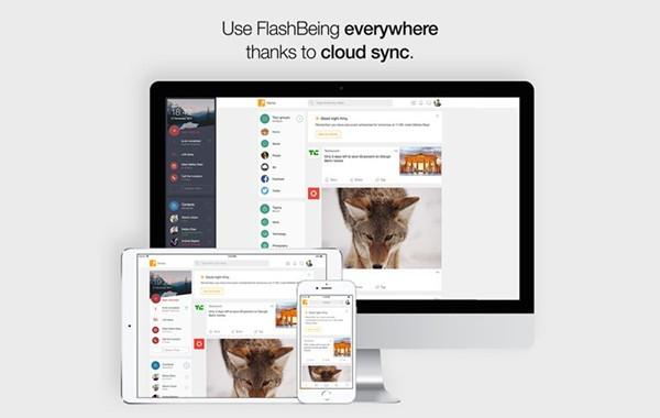 FlashBeing截图