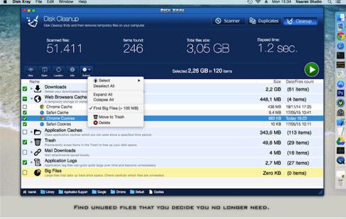 Disk Xray Lite for Mac截图
