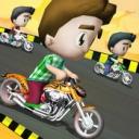 儿童自行车赛车  v1.0