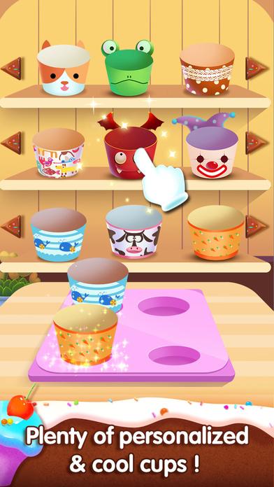 纸杯蛋糕小屋