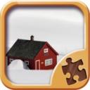 雪景观拼图游戏  v1.1