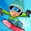冰山滑雪冒险  v1.0