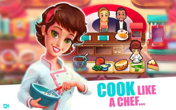 大厨玛丽烹饪激情截图
