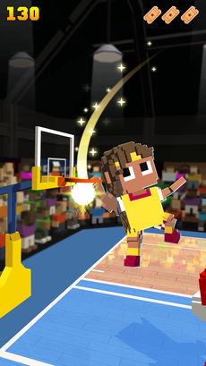 方块篮球截图