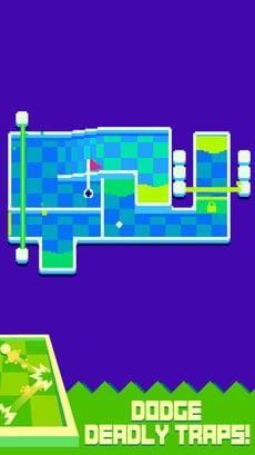 像素高尔夫截图
