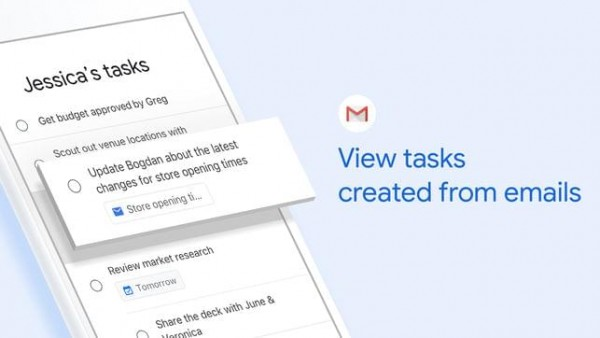 Google Tasks iOS